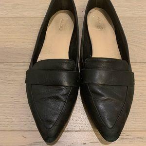 Aldo Black Cherryhill Women's Loafers